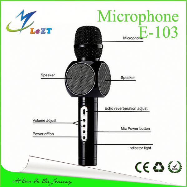 2016 New HTOMT Q7 Dynamic Microphone For Stage Performance And Recording Karaoke Mic