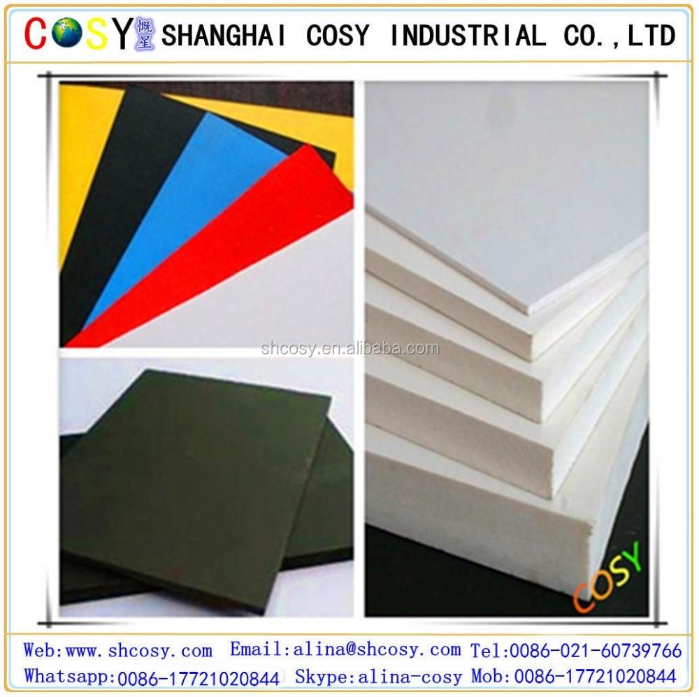 Pvc Sheets Product: Plastic Pvc Sheet / Komacel Sheet / Komatex Pvc Foam Board