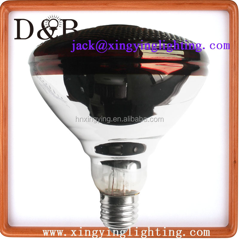 Colour infrared heat lamp for food bathroom ceiling heat - Infrared heat lamps for bathrooms ...