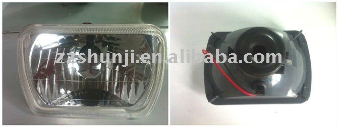 New Style: 7 Inch Auto Sealed Beam with Indicator Hole