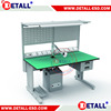 laboratory bench, laborator table with durable ESD top of electronic laboratory furniture
