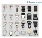 Any kinds of accessories lanyard parts for lanyards