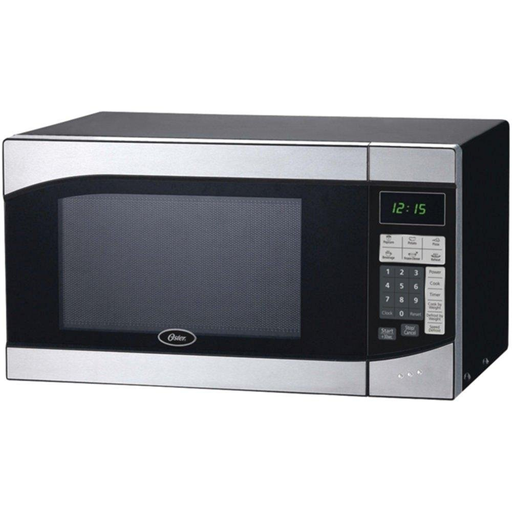 OSTER AM980SS .9 Cubic-ft, 900-Watt Countertop Microwave consumer electronics
