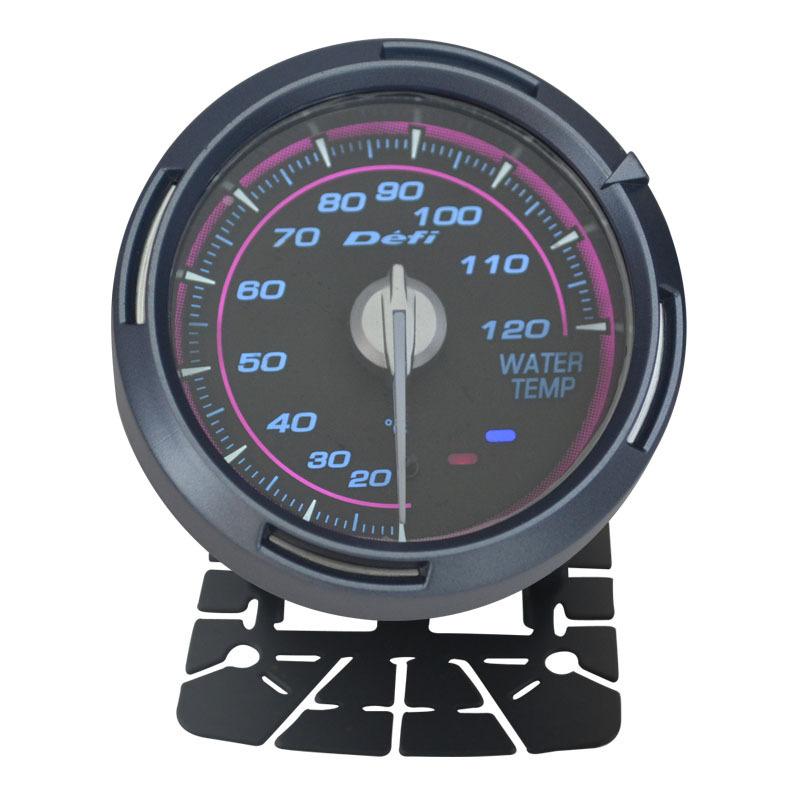 water temp meter 2 5 inch 60mm defi gauge temp gauge defi car temperature auto meter on. Black Bedroom Furniture Sets. Home Design Ideas