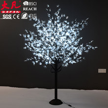Artificial Metal Sculpture LED Maple Tree Light LED For Weddings Decorative Twig Trees