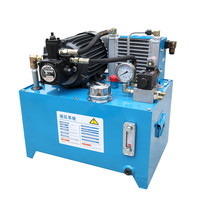 Factory direct 1.5kw/2.2kw/3kw 380V hydraulic power pack with a variety of specifications
