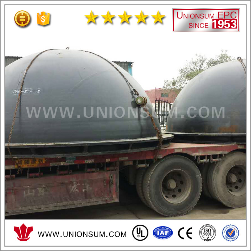 80tons Lead Smelting pots cast iron, steel boiler