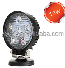 186w 90w 50w 45w 36w 27w 24w 12w 15w 9w car 18w/6pcs*3w round flood spot LED work light