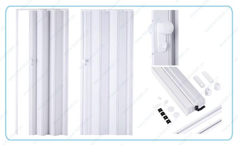 Newly Design Pvc Plastic Folding Sliding Door For Interior Bathroom Buy Newly Design Pvc