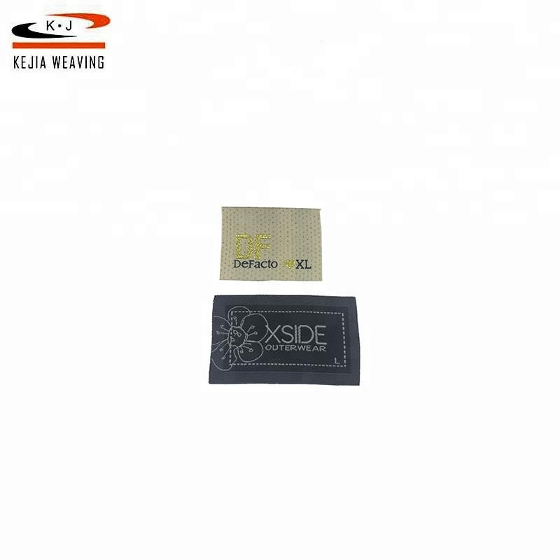 Excellent quality for plastic bags made in china woven labels