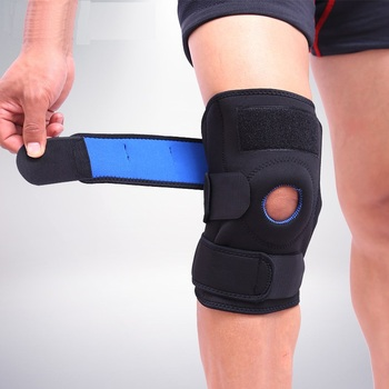 More Comfortable Adjustable Knee Support Hinged Knee Brace Knee Immobilizer