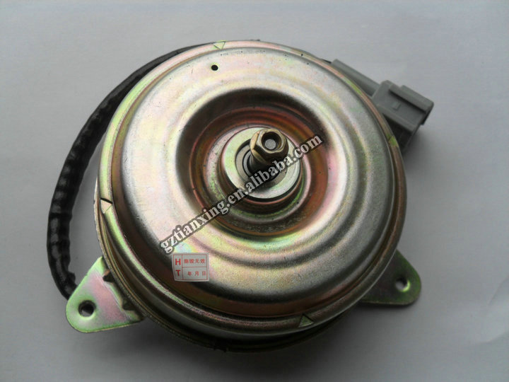 mejor precio denso auto radiador motor elctrico del ventilador de del motor