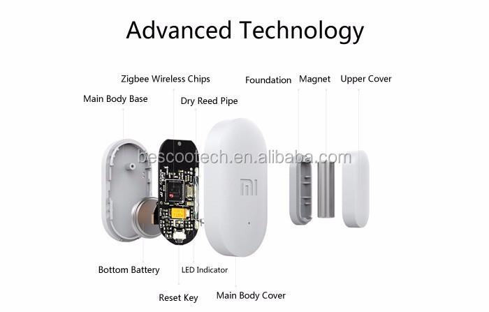 Original Xiaomi Zigbee An Ninh Nhà Thông Minh Cửa Và Cửa Sổ Cảm Biến Xiaomi  Cảm Biến Xiaomi Siren - Buy Xiaomi Cảm Biến,Xiaomi