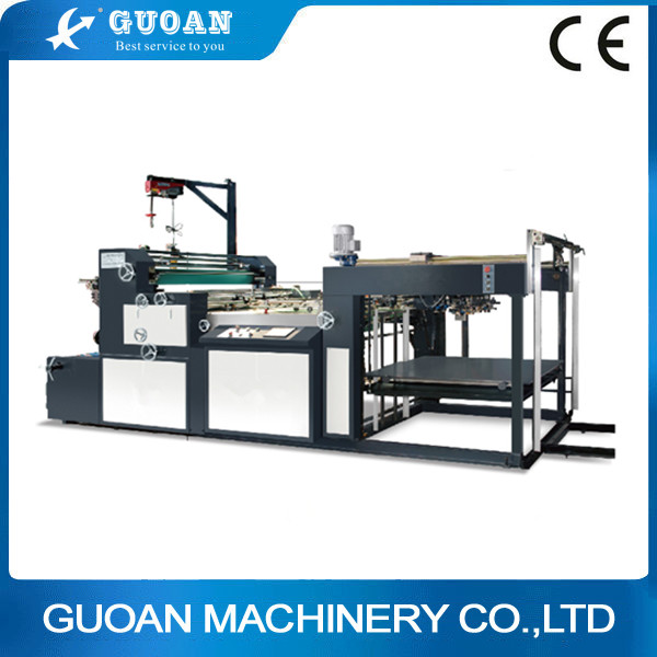 Top quality Automatic water based cold film laminator