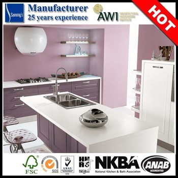 Free Standing Kitchen Cabinets Cover Panels Pvc Edge Banding - Buy ...