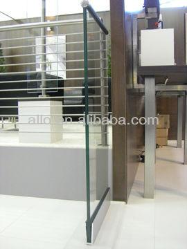 Good Quality In China Aluminum Pipe Glass Railing Aluminum Base ...
