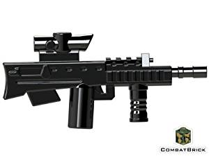 L85A2 carbine LEGO custom parts Army Equipment weapon [regular imported goods]