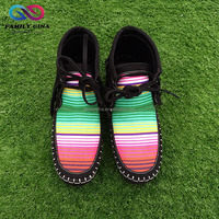 Wholesale Monogrammed Women Cowgirl Moccasins