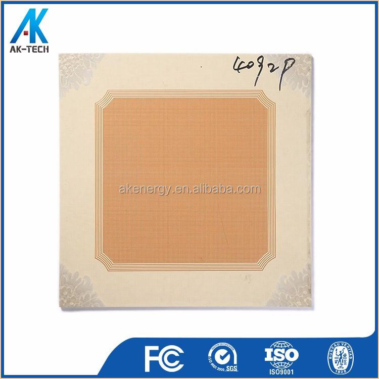 Comprar precio baldosa esmalte naranja azulejo de piso de for Precio baldosa ceramica