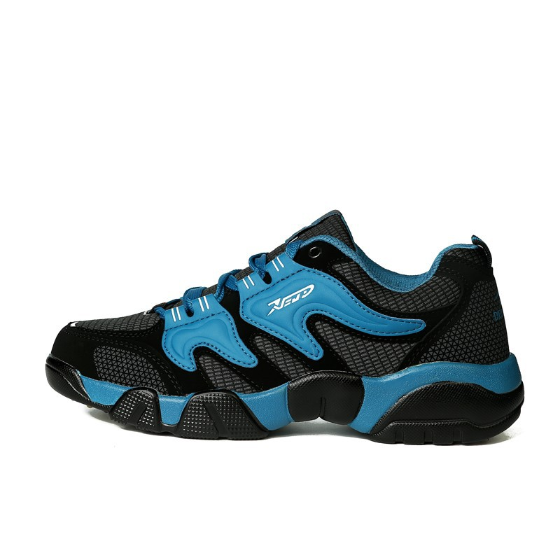 2015 Factory price with ODM/OEM service micro-fiber leather and mesh lace up men cheap training sport shoes