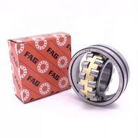 High precision FAG Double Row Spherical Roller Bearing 22309