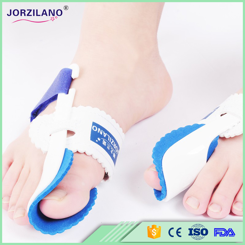 TV Supply foot correction belt / toes Braces separator corrections good feet soft splintone Orthotics