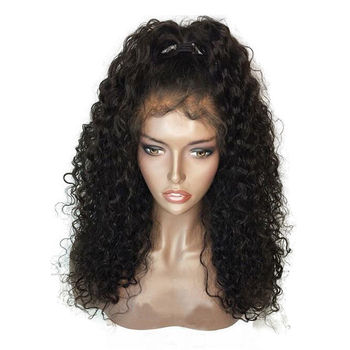 Undetectable Perruque Full Lace Wigs Human