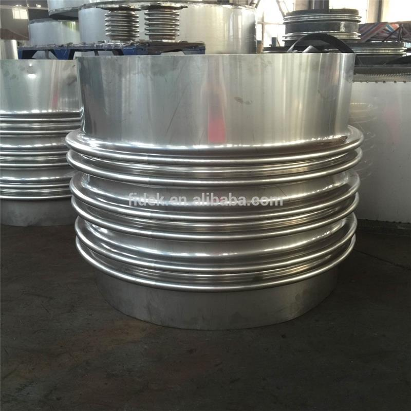 Hot selling 300 series stainless steel flexible metal bellow with high quality