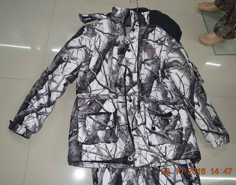 Snow Camouflage Winter Camo Hunting Clothing - Buy Snow ...