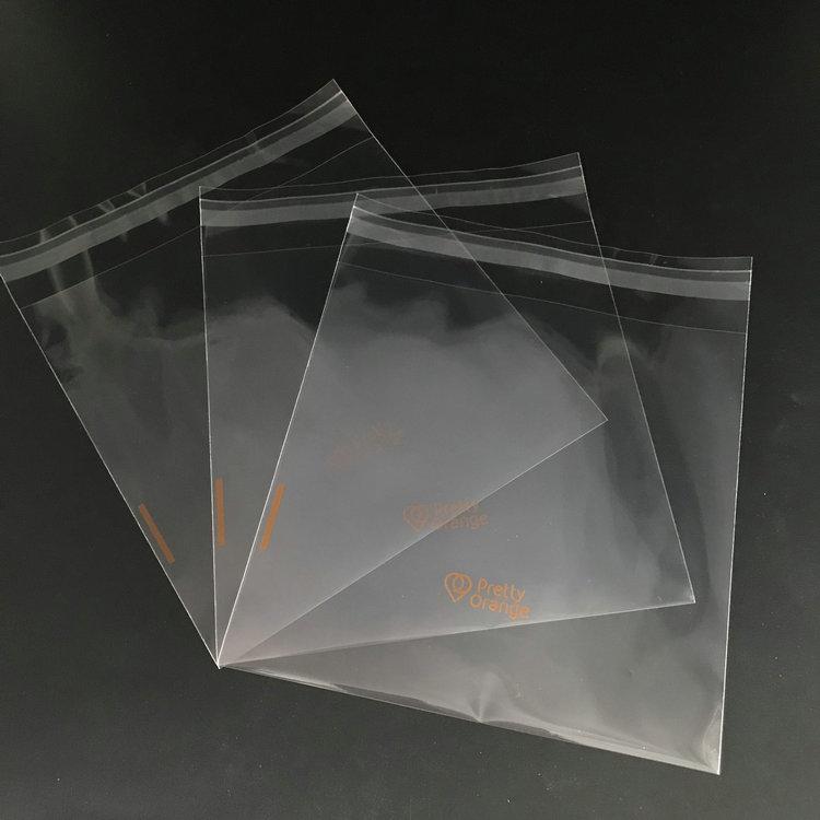 Yiwu โรงงานที่กำหนดเองล้างด้วยตนเองถุงพลาสติก Opp หายใจไม่ออกคำเตือนถุงโพลี