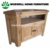 (W-CB-503) solid oak wood corner tv table