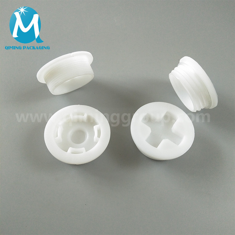 60mm Fine Buttress Thread Plastic Drum Bung And Plug