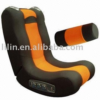 Wireless Video Game Sound Rocker And Massager With Volume And Bass  Controls(Massage Chair,