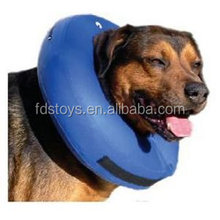 High quality hot sale pvc Inflatable Dog Collar for pets