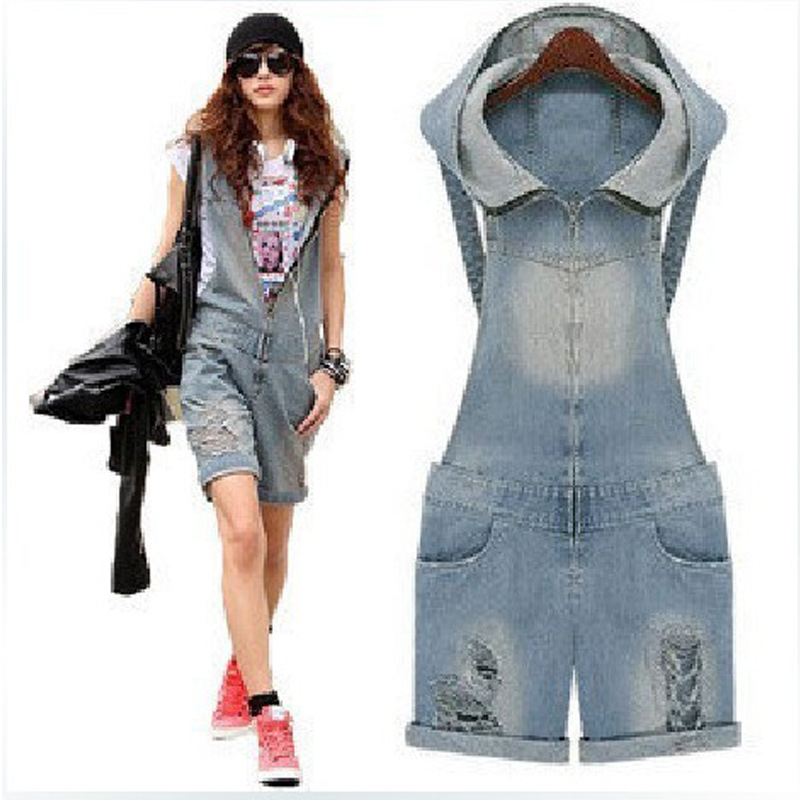 f9c137aa1940 Get Quotations · Fashion Girls Jeans Summer Styles Rompers Women s  Nostalgic Overalls Denim Jumpsuit Pants Jumpsuit