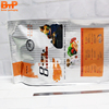 5kg 10kg pet food packaging plastic bag dog food packaging pouch with zipper