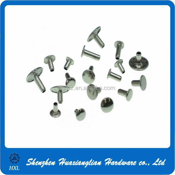 China Factory Stainless Steel Semi Tubular Pan Head Rivet - Buy Flat Head  Semi Tubular Rivets,Round Head Steel Rivets,304/316 Stainless Steel Rivets