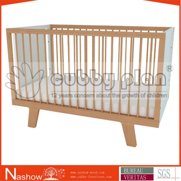 : مطلوب سرير بيبي خشب : سرير