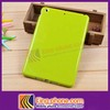 Solid Color TPU Mobile Phone Cover Case for Ipad MINI,TPU Mobile Phone Cover