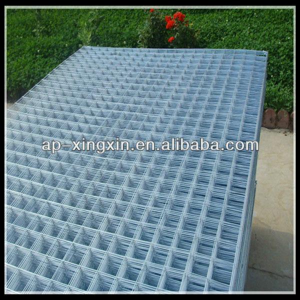 galvanis 2x2 5x5 treillis m tallique soud pour panneau de cl ture treillis d 39 acier id de. Black Bedroom Furniture Sets. Home Design Ideas