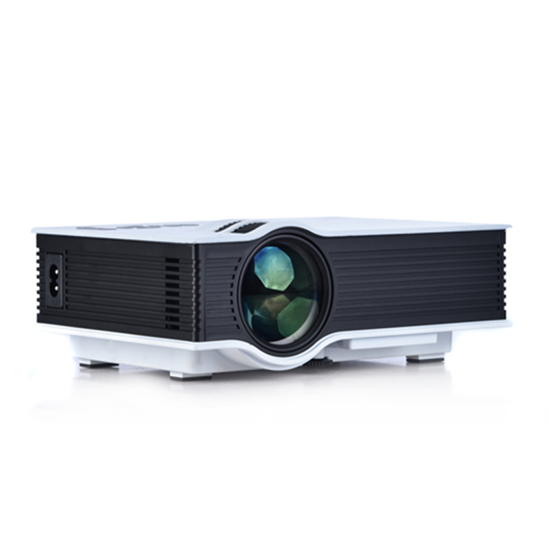 New design factory price uc40 projector pico led video projector uc40 800lumens pocket projector with great price