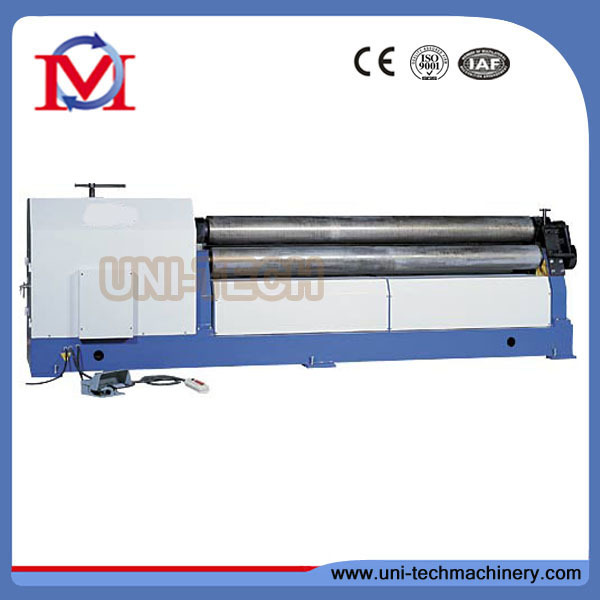 W11 8x2500 3 rollers heat treatment rolling machine size