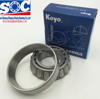 Heavy Duty Tapered Roller Bearing 30201 Rolling Bearing