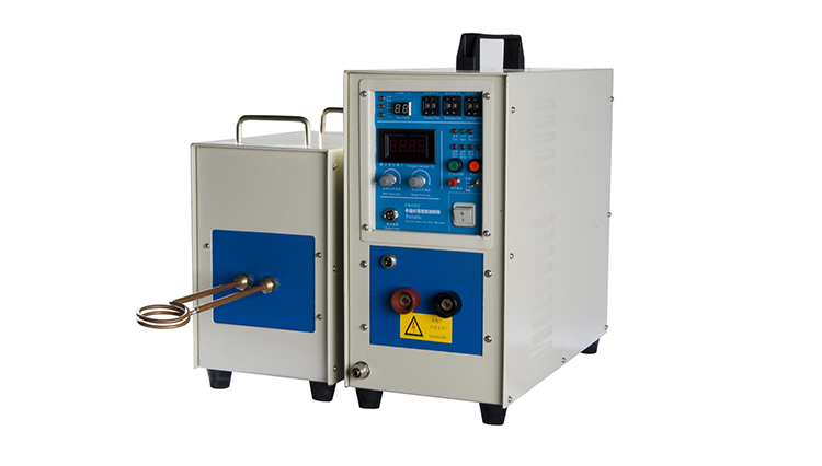 High Frequency Magnetic Industrial Induction Heater For