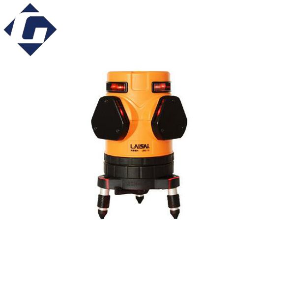 Hot sell line laser laisai LS632 three dimensional 360 line laser electronic levelling