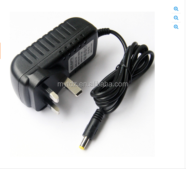 15V 1A UK Mains AC-DC Switching Adaptor Power Supply Charger 3.5mm x 1.3mm
