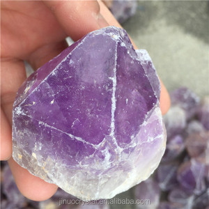 natural raw amethyst quartz crystal tumbled stones rough amethyst prices