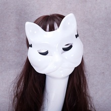 New Selling Classic Design Sexy Fox Face Mask Halloween Costume Cosplay Party Animal Cheap Masquerade Masks