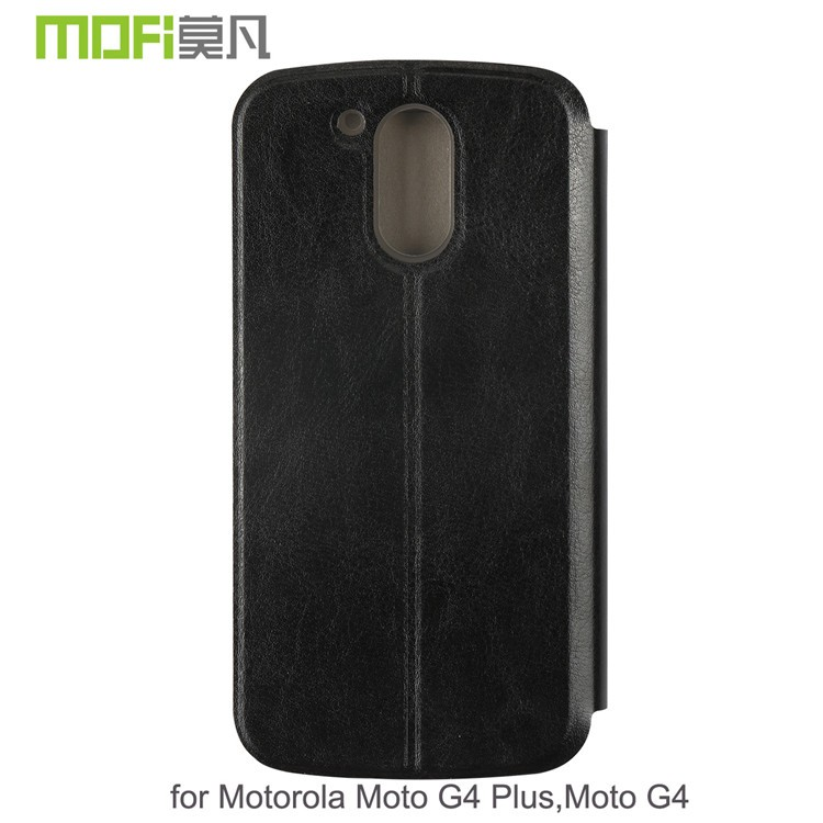half off 426aa 6b6c3 Mofi Original Celulares Flip Cover Case For Motorola Moto G4,Phone Leather  Cover Housing For Moto G4 Plus - Buy Leather Cover For Moto G4 Plus,Flip ...