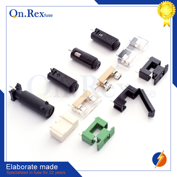 High Quality Ul Vde Pcb Small Fuse Holder/box/block 6x30 5x20 - Buy